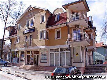 Vrnjacka Banja apartmani Vila Lenka 2